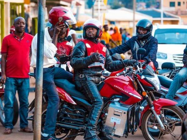 Electrifying Rwanda's Moto Taxis